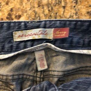 Aeropostale 7/8 long jeans
